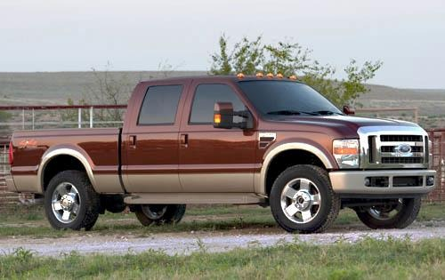 2008 Ford F-250 Super Dut exterior #1
