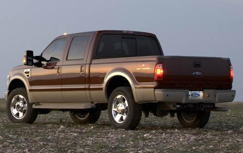 2008 Ford F-250 Super Dut exterior #7