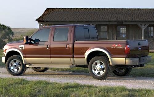 2008 Ford F-250 Super Dut exterior #8