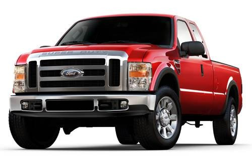 2008 Ford F-250 Super Dut exterior #4