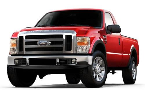 2008 Ford F-250 Super Dut exterior #2