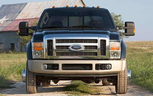 2008 Ford F-450 Super Dut exterior #3