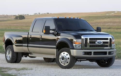 2008 Ford F-450 Super Dut exterior #1
