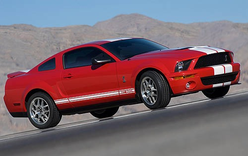 2008 Ford Shelby GT500 Co exterior #5
