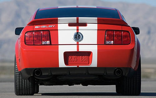 2008 Ford Shelby GT500 Co exterior #8