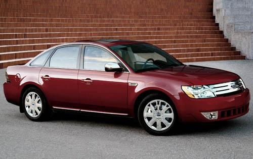 2008 Ford Taurus Limited  exterior #1