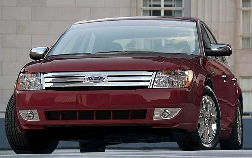 2008 Ford Taurus Limited  exterior #3
