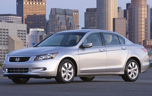 2008 Honda Accord Headlam exterior #7