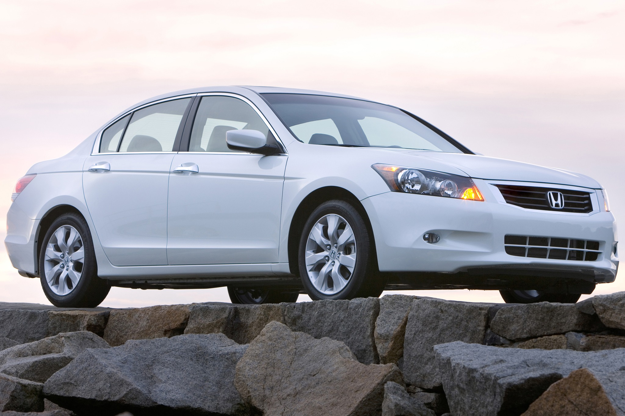 2008 Honda Accord Headlam exterior #5