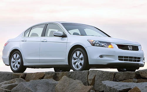 2008 Honda Accord Headlam exterior #9