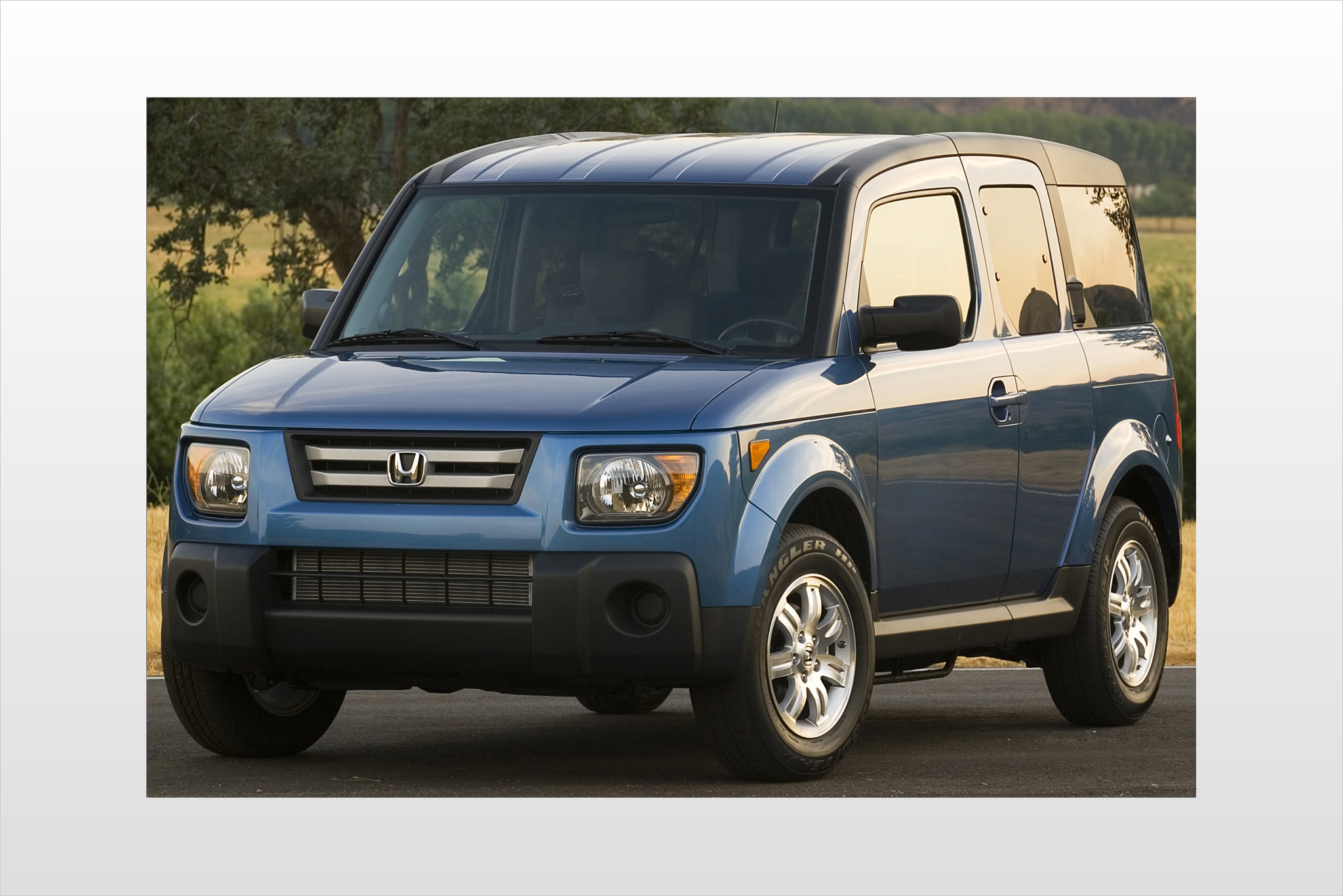 2008 Honda Element EX 4dr interior #3