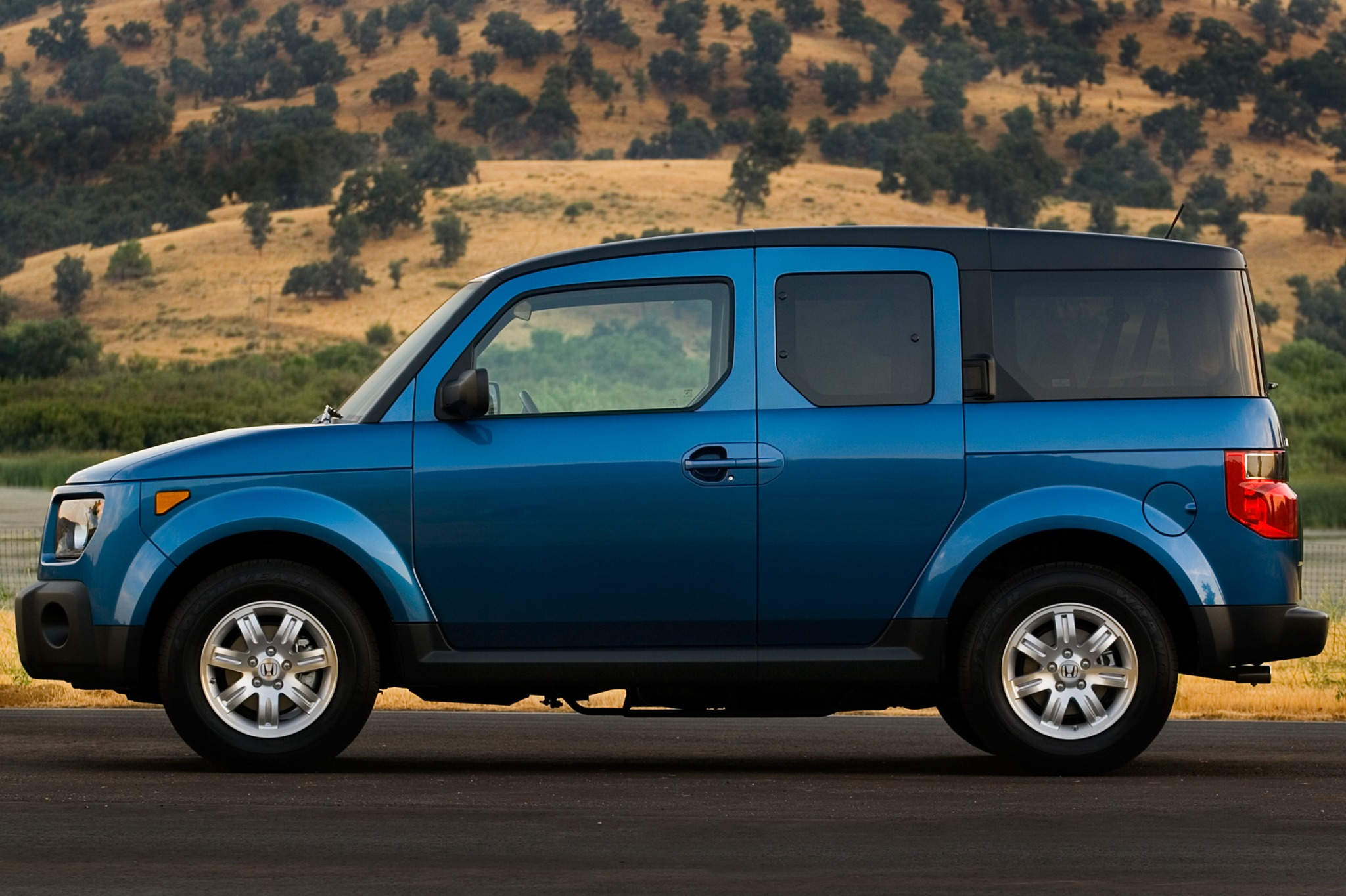 2008 Honda Element EX 4dr interior #9