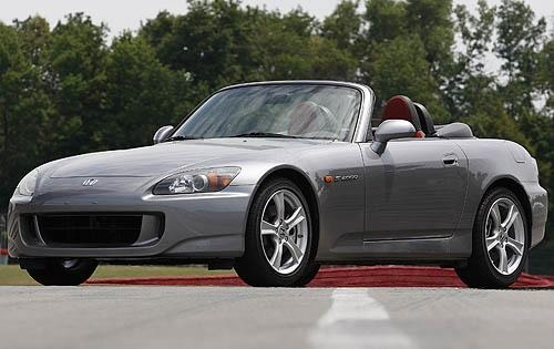 2008 Honda S2000 CR Cente interior #6