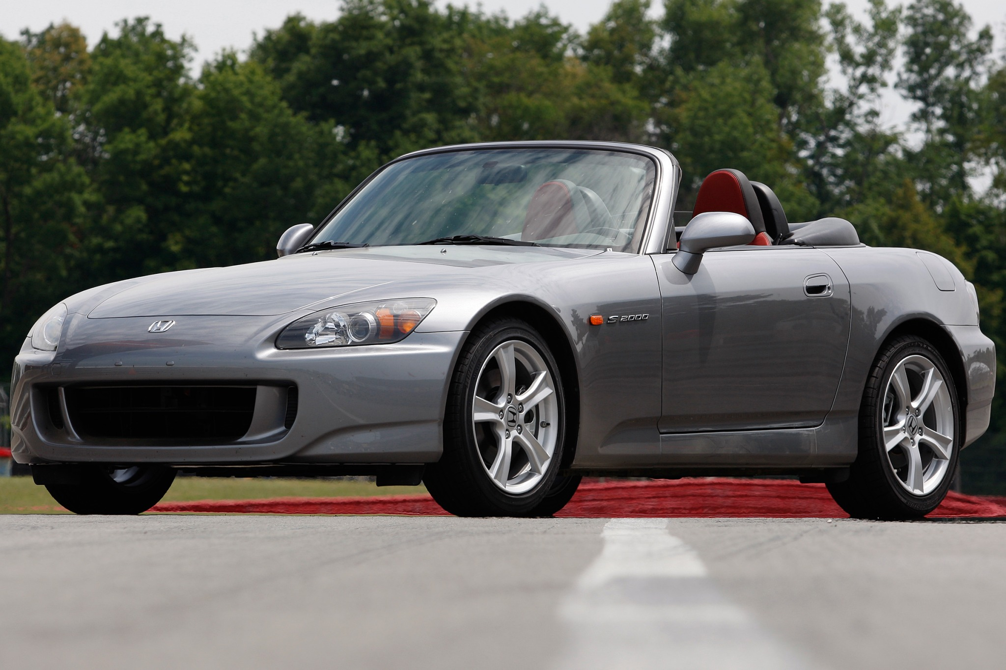 2008 Honda S2000 CR Cente interior #7