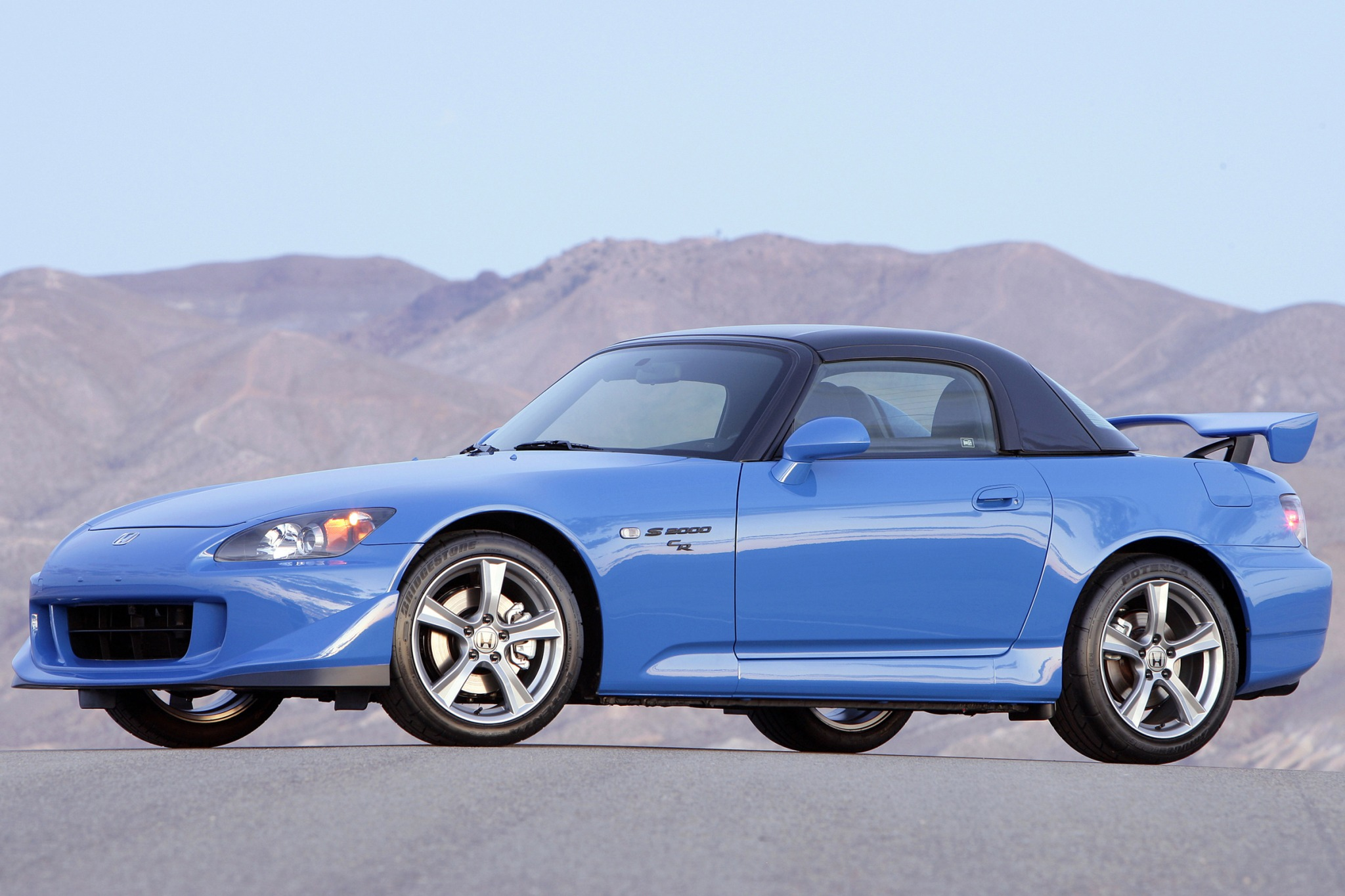 2008 Honda S2000 CR Cente interior #5