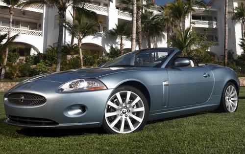 2008 Jaguar XK-Series XK  interior #8