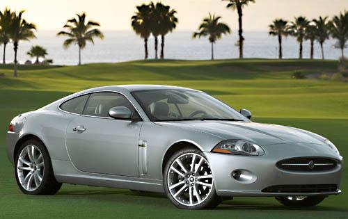 2008 Jaguar XK-Series XK  interior #6