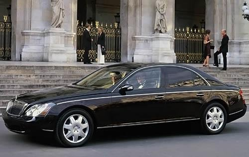 2008 Maybach 57 Wheel Det exterior #2