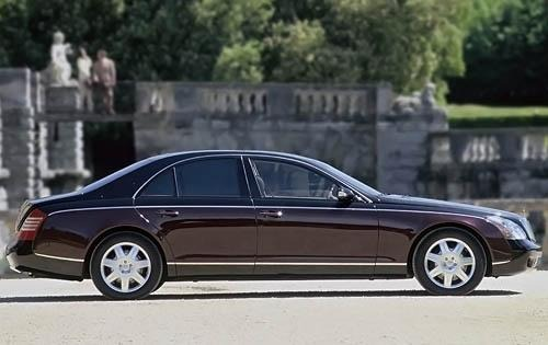 2008 Maybach 57 Wheel Det exterior #6