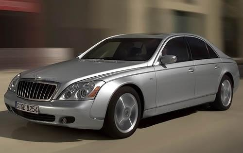 2008 Maybach 57 Wheel Det exterior #3