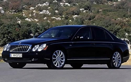 2008 Maybach 57 Wheel Det exterior #4