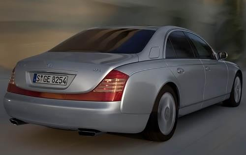 2008 Maybach 57 Wheel Det exterior #7