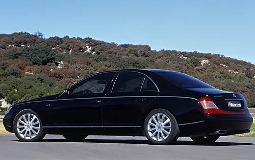 2008 Maybach 57 Wheel Det exterior #9