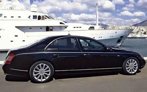 2008 Maybach 57 Wheel Det exterior #5