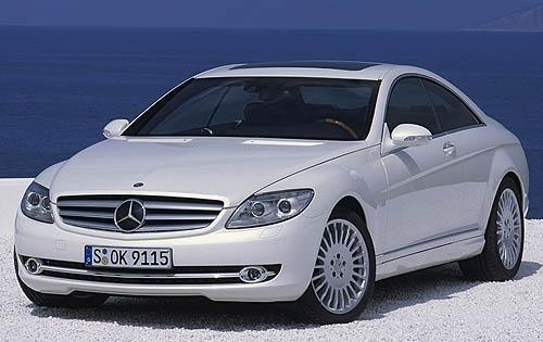 2008 Mercedes-benz Cl-cla