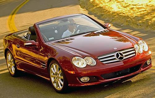 2008 mercedes benz sl class image 2 for 2008 mercedes benz sl class