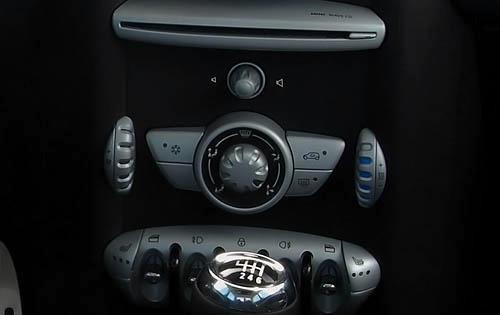 2008 MINI Cooper Clubman  interior #7