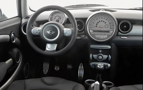 2008 MINI Cooper Clubman  interior #6