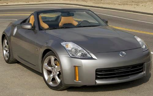 2008 Nissan 350Z Grand To interior #3