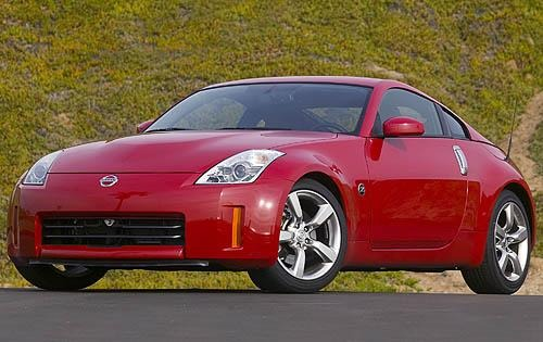 2008 Nissan 350Z Grand To interior #1
