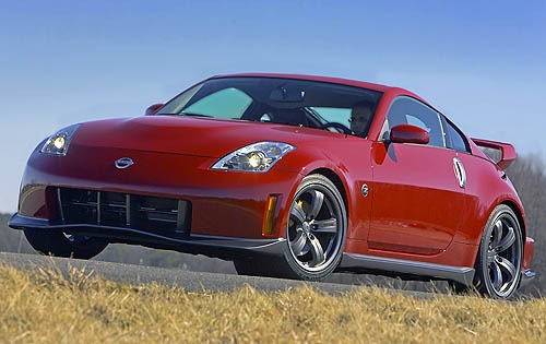 2008 Nissan 350Z Grand To interior #2