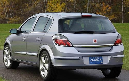 2008 Saturn Astra Front G exterior #5