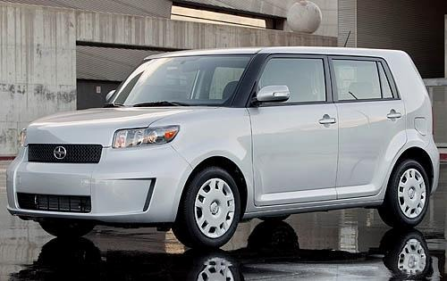 2008 Scion xB Wheel Detai exterior #2