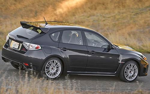 2008 Subaru Impreza - Information and photos - ZombieDrive