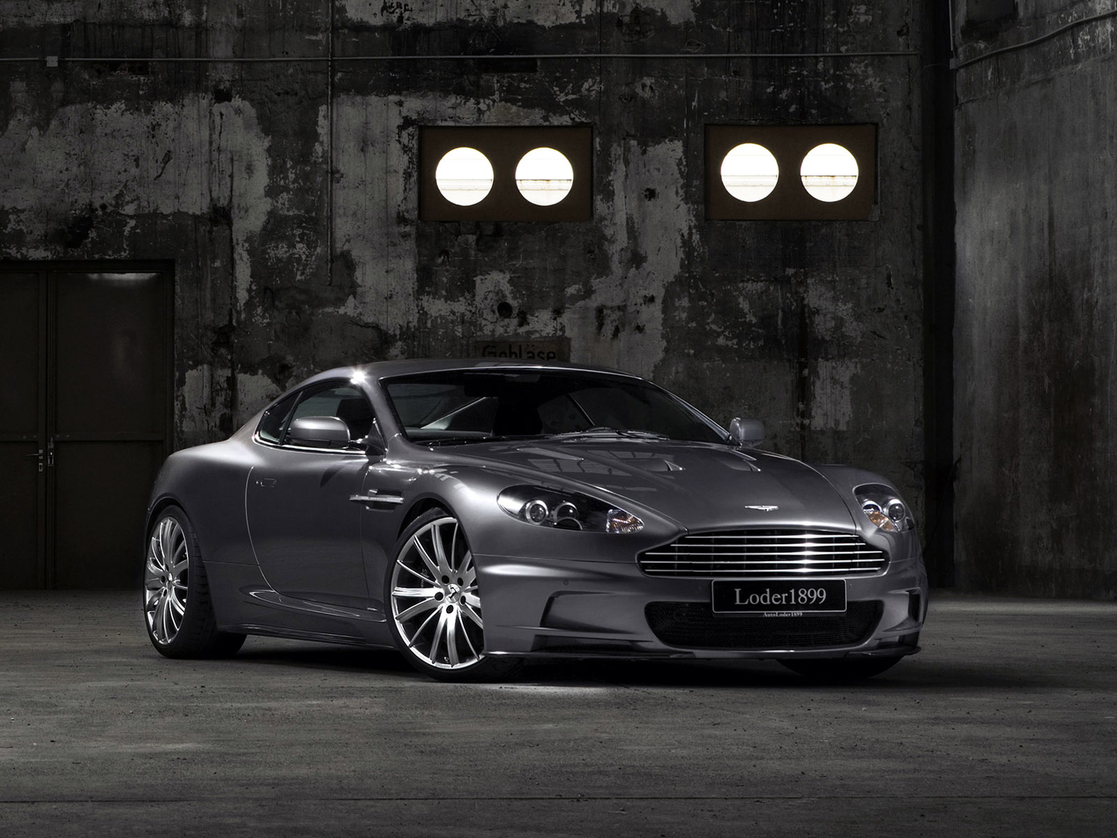 2009 Aston Martin DBS - Information and photos - ZombieDrive on