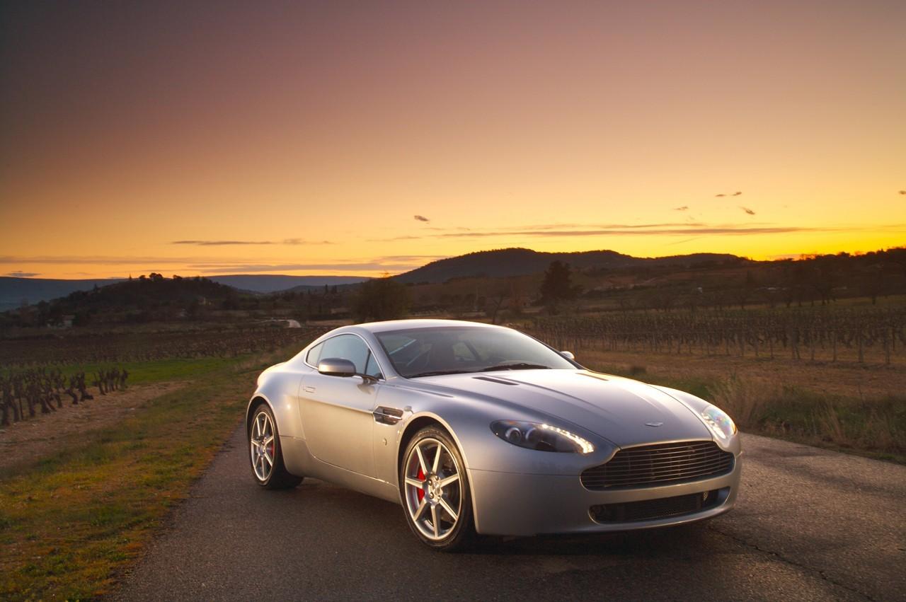 2009 Aston Martin V8 Vantage Image 18