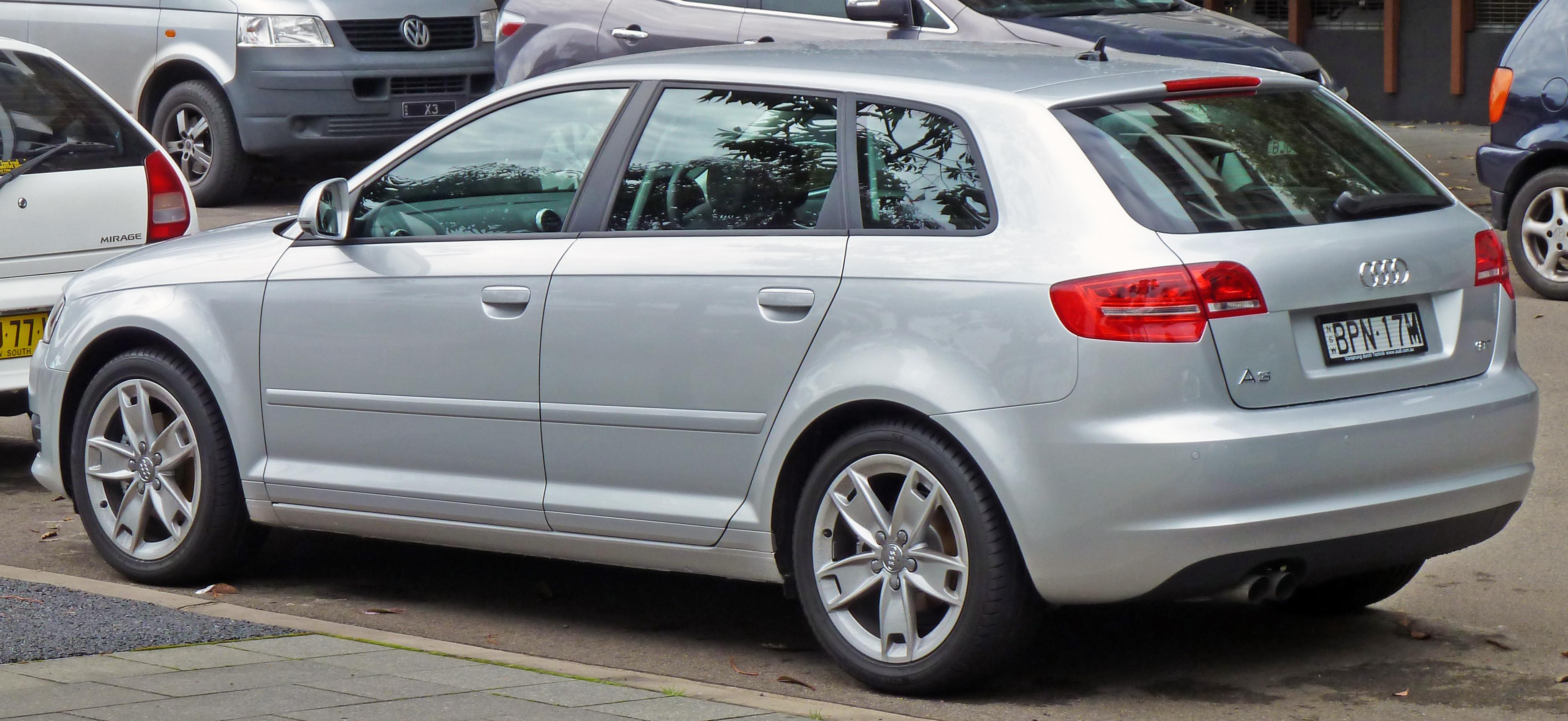 2009 Audi A3 Image 12