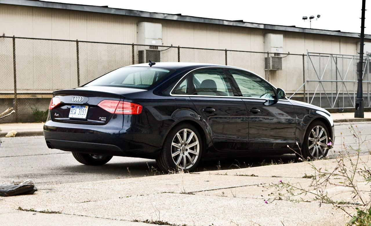 how to start a 2009 audi a4
