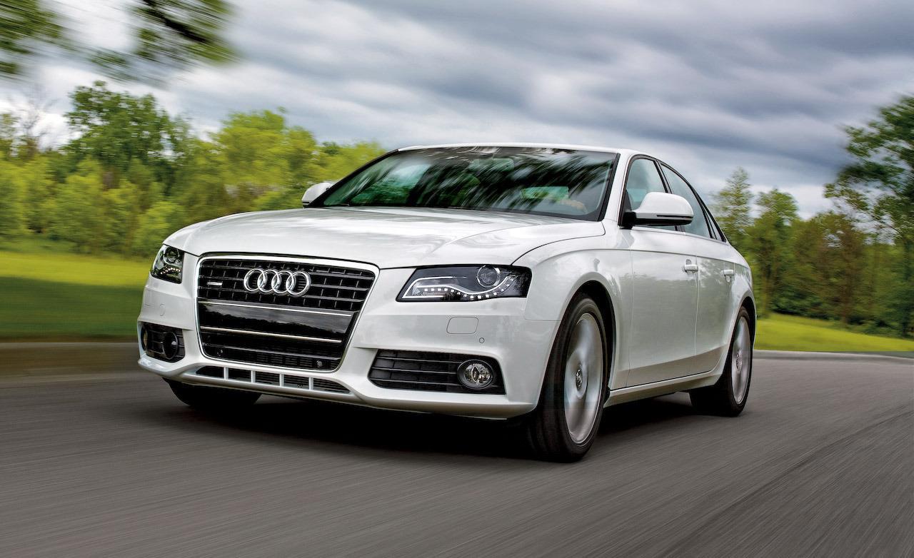 2009 Audi A4 Image 4