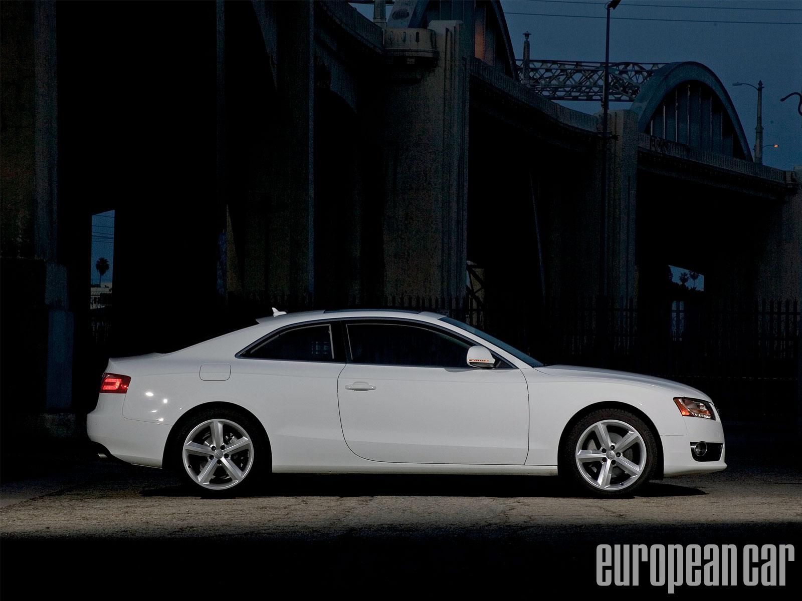 2009 Audi A5 Image 8