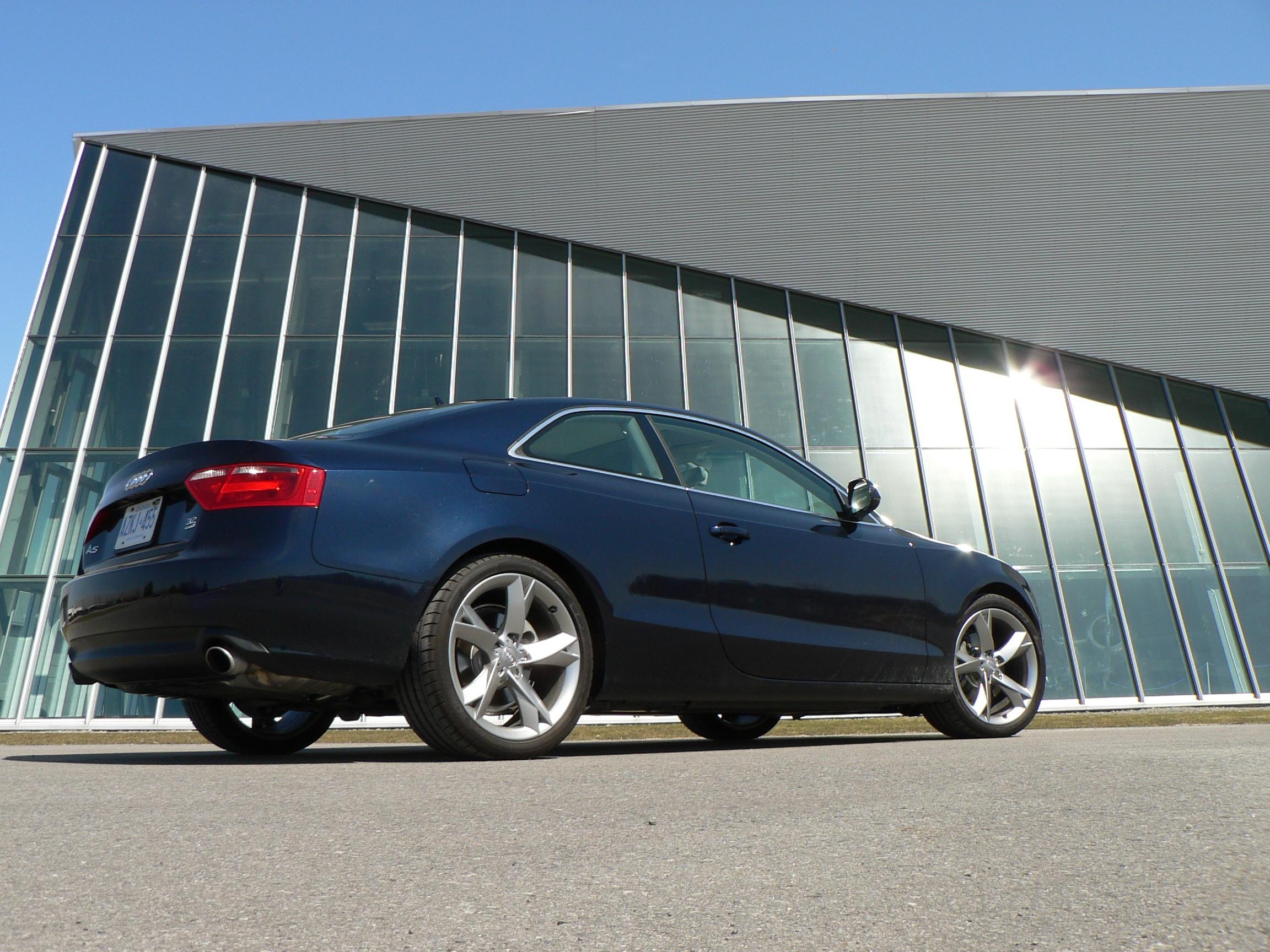 2009 Audi A5 Image 2