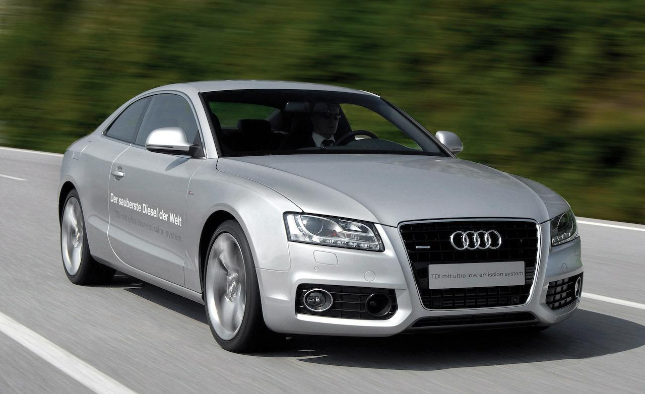 2009 audi a5 information and photos zombiedrive. Black Bedroom Furniture Sets. Home Design Ideas