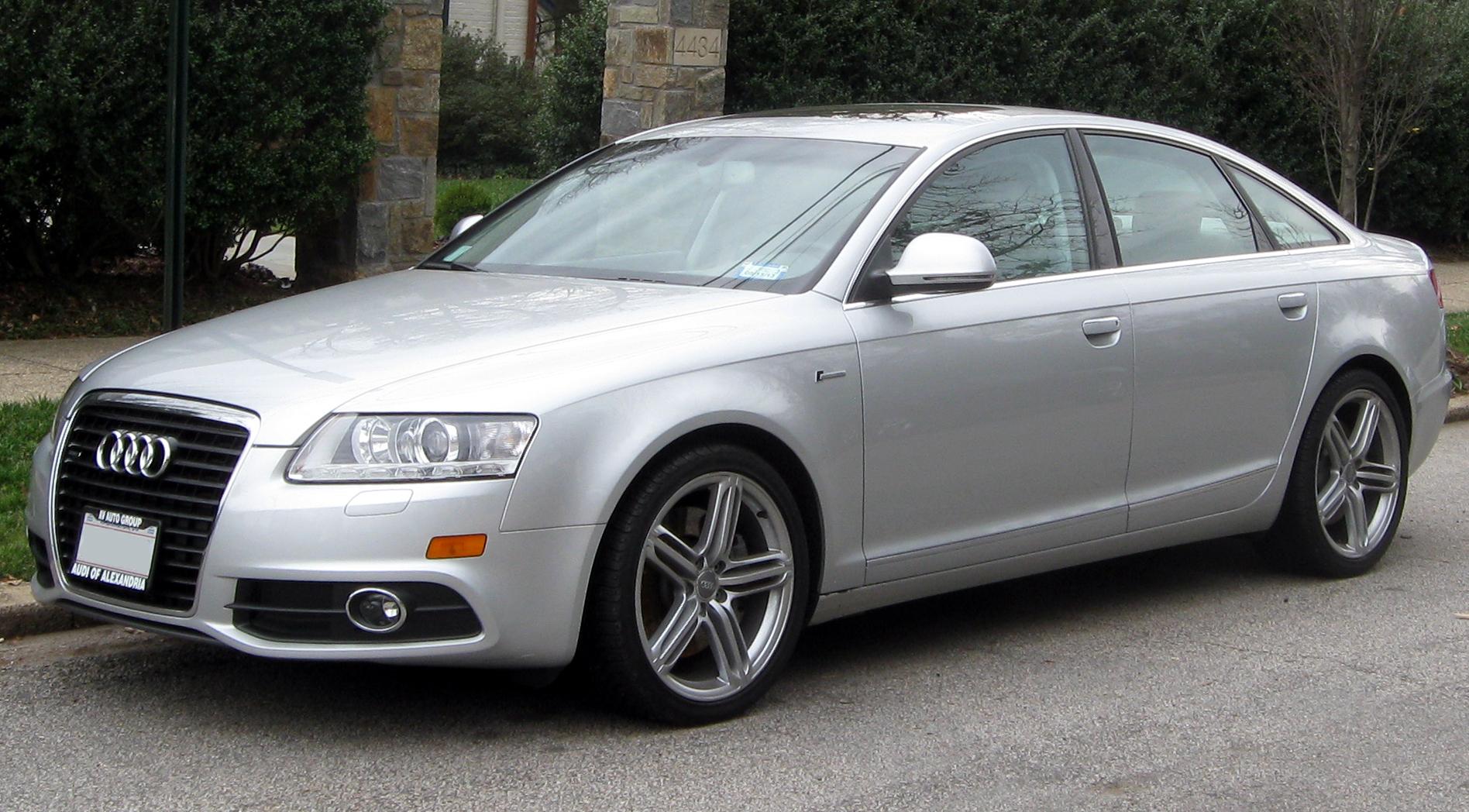 2009 Audi A6 Image 18