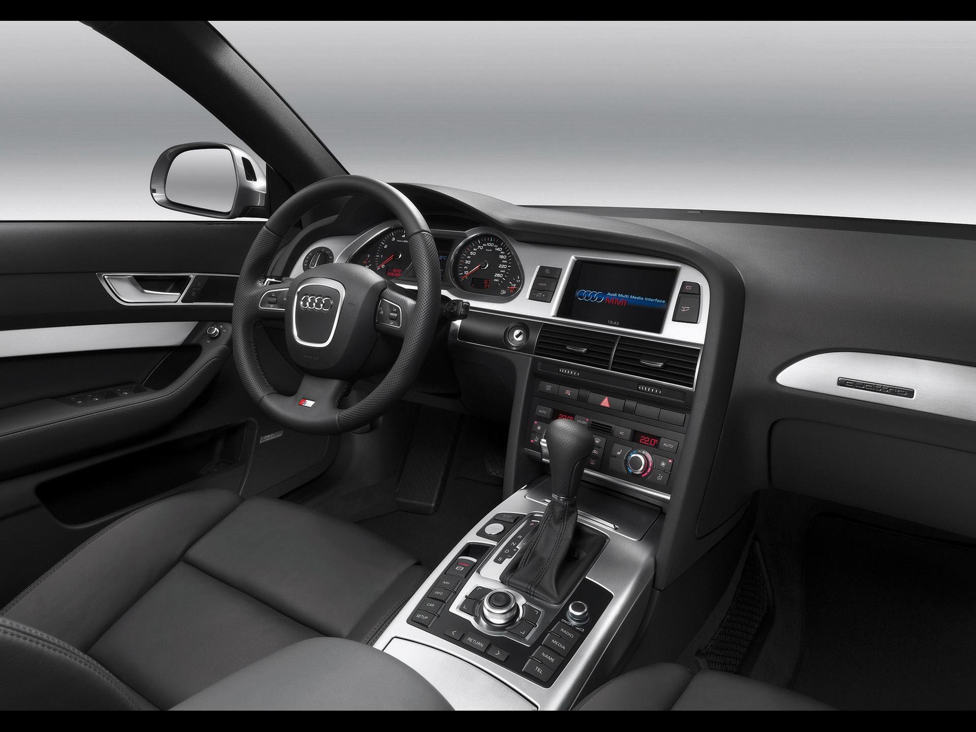 2009 Audi A6 Image 11