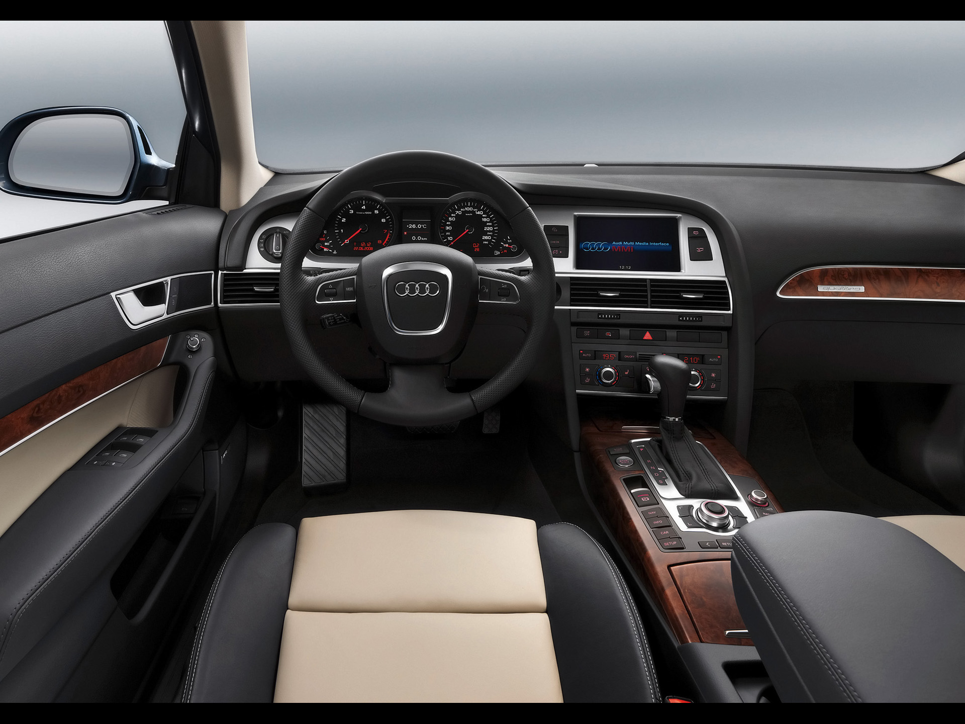 2009 Audi A6 Image 16