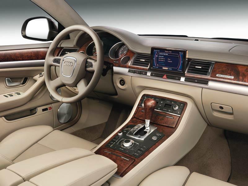 2009 Audi A8 Image 17